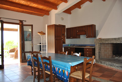 595- holidays home rent south Sardinia