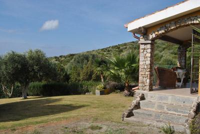 holiday rent villa sardinia