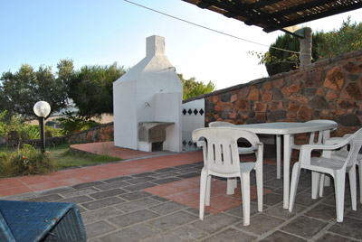 South Sardinia rental, Ambra apartment Two