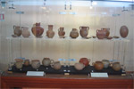 Archaeological finds in Sardinia South West