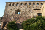 a fortress of ninetheenth Century in South Sardinia