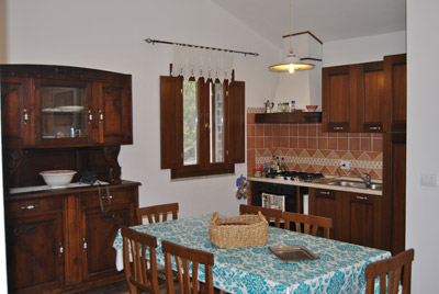 private rent villa in SW Sardinia