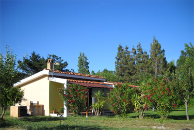 Holiday House Nido di G. Villamassargia, South Sardinia holiday accommodation