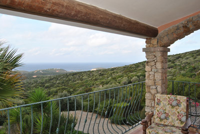 South Sardinia accommodation in villa Camilla